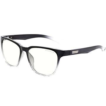 GUNNAR Berkeley Fade Onyx, čirá skla - Brýle na počítač