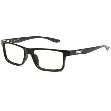 GUNNAR Vertex Onyx, čirá skla natural - Brýle na počítač