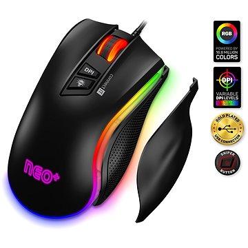 CONNECT IT NEO+ Pro gaming mouse, black - Herní myš