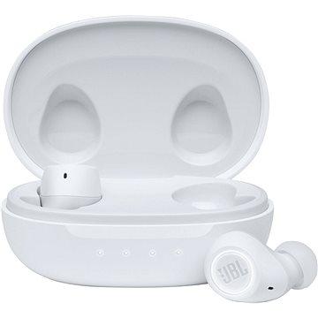 JBL Free II bílá - Bezdrátová sluchátka