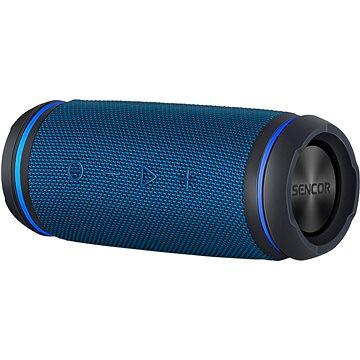 Sencor SSS 6400N Sirius modrý - Bluetooth reproduktor