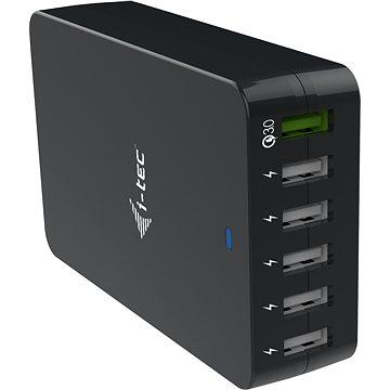 i-tec USB Smart Charger 6x USB-A Port 52W - Nabíječka