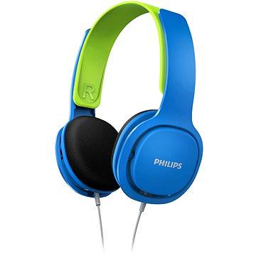 Philips SHK2000BL modrá - Sluchátka