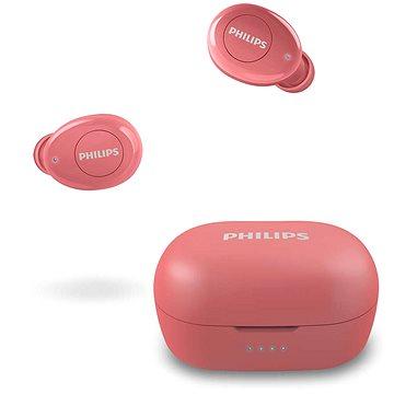 Philips TAT2205RD červená - Bezdrátová sluchátka