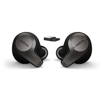 Jabra Evolve 65t černé - Bezdrátová sluchátka