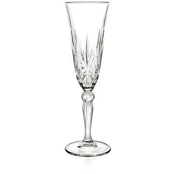 RCR Sklenice na sekt 160 ml Melodia 6 ks - Sklenice na šampaňské