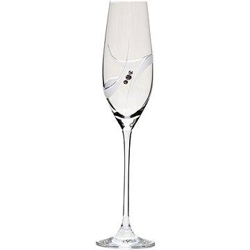 B.BOHEMIAN Sklenice na sekt 210 ml GALAXY 2 ks - Sklenice na šampaňské