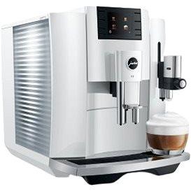 Jura E8 Piano White - Automatický kávovar