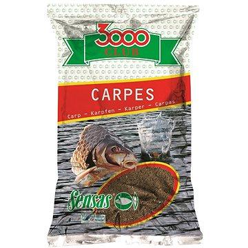 Sensas 3000 Club Carpes (Kapr) 2,5kg - Vnadící směs