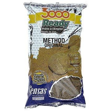 Sensas 3000 Ready Original Method Mix 1,25kg - Vnadící směs