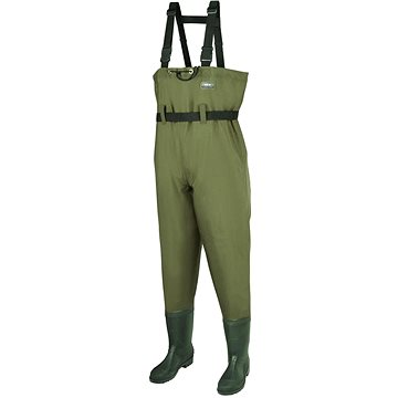 DAM Hydroforce Nylon Taslan Chestwader Velikost 46 - Brodící kalhoty
