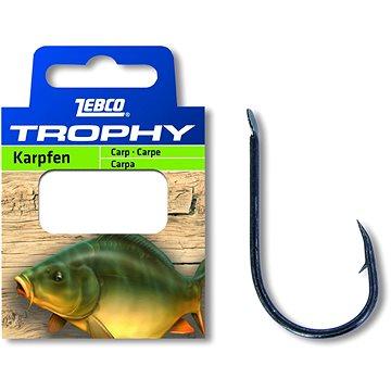 Zebco Trophy Carp Hook-to-Nylon Velikost 6 0,28mm 70cm 10ks - Návazec