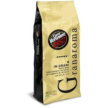 Vergnano Caffé Gran Aroma, zrnková, 1000g - Káva