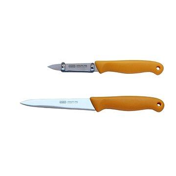 KDS VEGGIE YELLOW 2ks - Sada nožů