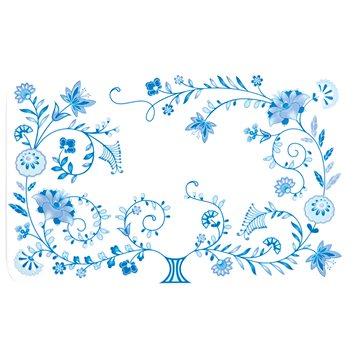 Kesper Dekorativní deska, Květiny 23,5x14,5 cm - Krájecí deska