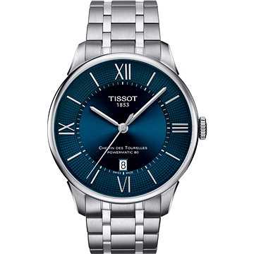 TISSOT Chemin Des Tourelles Powermatic T099.407.11.048.00 - Pánské hodinky