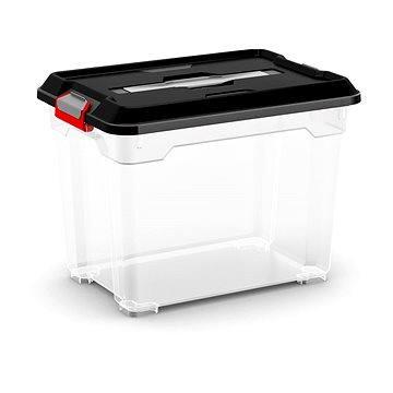 KIS Moover Box S - černý 18l - Úložný box