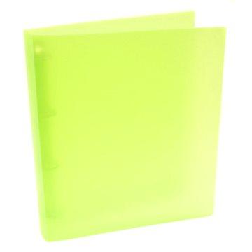 KARTON P+P Light 4A zelený - Kroužkové desky
