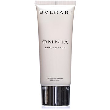 BVLGARI Omnia Crystalline 100 ml - Tělové mléko