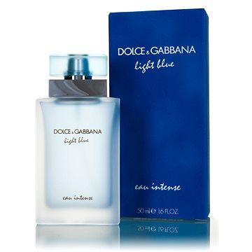 DOLCE & GABBANA Light Blue Intense EdP 50 ml  - Parfémovaná voda