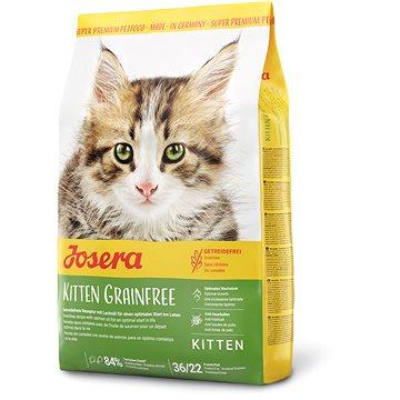 Josera Kitten Grain Free 2 kg - Granule pro koťata