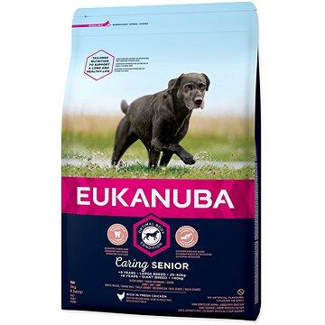 Eukanuba Senior Large 3kg - Granule pro psy