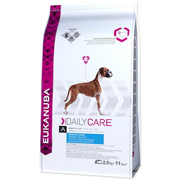 Eukanuba Daily Care Sensitive Joints 2,5kg - Granule pro psy
