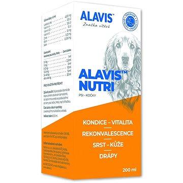 ALAVIS Nutri 200ml - Doplněk stravy pro psy