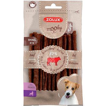 Zolux Mooky Premium hovězí S 16 ks 100 g - Pamlsky pro psy