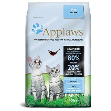 Applaws granule Kitten kuře 400 g - Granule pro koťata
