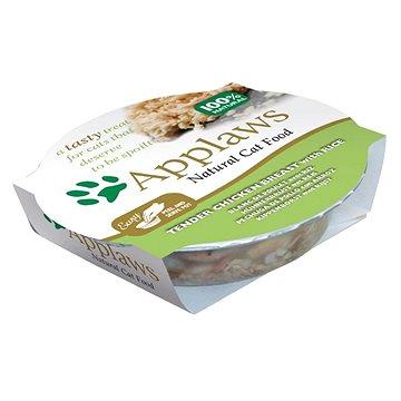Applaws miska Cat Pot kuřecí prsa s rýží 60 g - Kapsička pro kočky