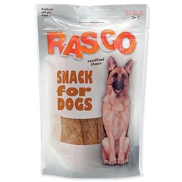 RASCO Pochoutka Rasco plátky s kolagenem 85g - Pamlsky pro psy