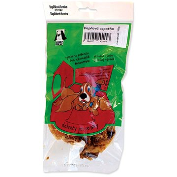 Mapes vepřová lopatka 100 g - Pamlsky pro psy