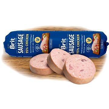 Brit Sausage Chicken 800 g - Salám pro psy
