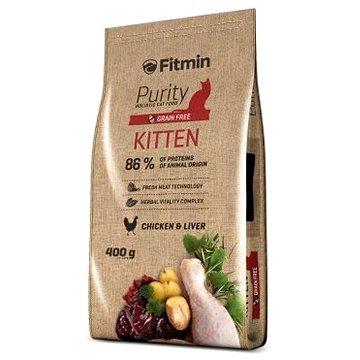 Fitmin cat Purity Kitten - 400 g - Granule pro koťata
