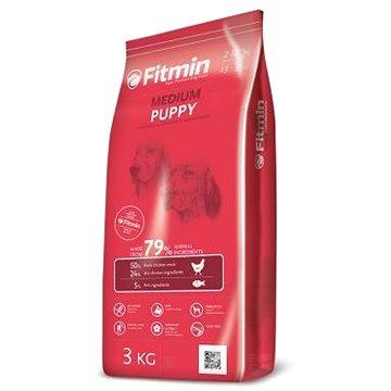 Fitmin dog medium puppy - 3kg - Granule pro štěňata