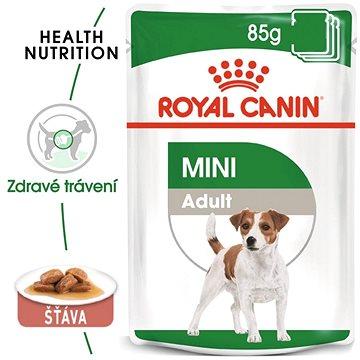 Royal Canin Mini Adult 12 × 85 g - Kapsička pro psy