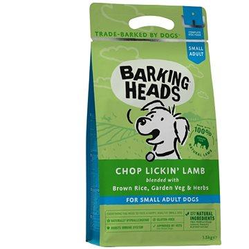 Barking Heads Chop Lickin' Lamb (Small Breed) 1,5kg - Granule pro psy