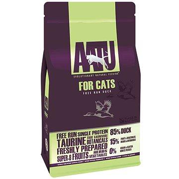 AATU Cat 85/15 Duck 1 kg - Granule pro kočky
