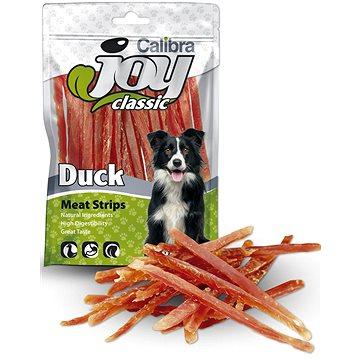 Calibra Joy Dog Classic Duck Strips 80 g  - Pamlsky pro psy