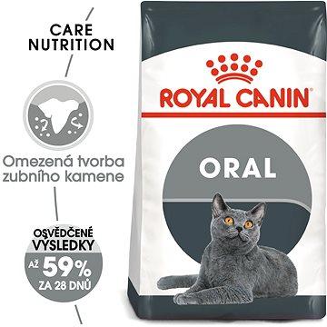 Royal Canin Oral Care 1,5 kg - Granule pro kočky