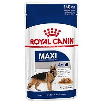 Royal Canin Maxi Adult 10×14g - Kapsička pro psy