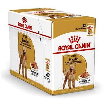 Royal Canin Poodle 12 × 85 g - Kapsička pro psy