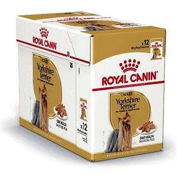 Royal Canin Yorkshire 12 × 85 g - Kapsička pro psy