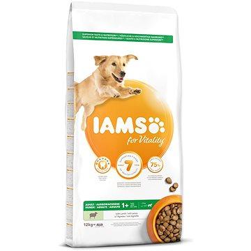 IAMS Dog Adult Large Lamb 12kg - Granule pro psy