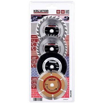 Kreator KRT090101, 89mm - Sada řezných kotoučů
