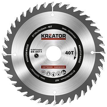 KREATOR KRT020403 - Pilový kotouč