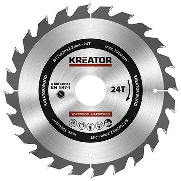 KREATOR KRT020412 - Pilový kotouč