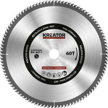 KREATOR KRT020432 - Pilový kotouč