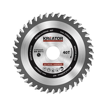 KREATOR KRT020436 - Pilový kotouč